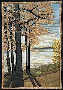 Pamela Druhen Fine Art quilts