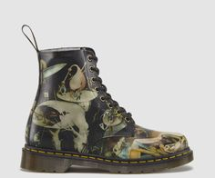 Dr Martens Pascal Boot in colour: Hell £130, size UK 5 AMAZING