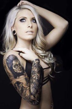 ✿⊱ Tattoogirl ⊱✿