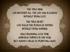 Wonderful quote from Avatar the Last Airbender