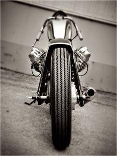 Moto Guzzi...unique.
