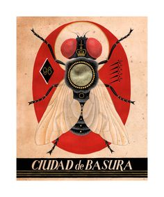 Ciudad De Basura – SekretCity International  (Christopher Conn Askew)
