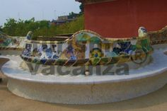Parc Guell - Barcellona - Spagna