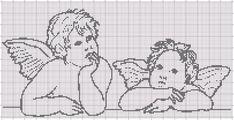 184 Fantastiche Immagini Su Uncinetto Filet Schemi Crochet
