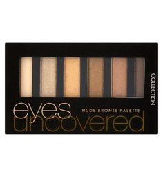 Collection Eyes Uncovered Palette in Nude Bronze - Boots