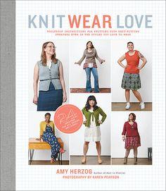 Knit Wear Love by Amy Herzog