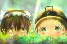 Made in Abyss, Reg y Riko