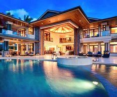 Luxury Mansions Maui Beach Kapalua Hawaii Kauai Homes