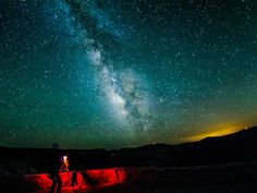 10 places to stargaze
