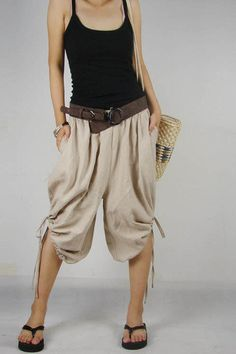 Hey, I found this really awesome Etsy listing at http://www.etsy.com/listing/89882508/linen-pantstrousers-ethnic-simple-linen