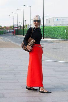 London Fashion Week Street Style Spring 2016