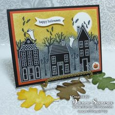 Happy Halloween by stamperdianne - Cards and Paper Crafts at Splitcoaststampers