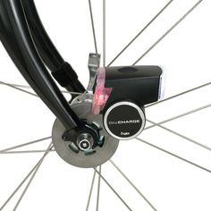 charge your phone/ipod while on your bike! Visit us @ http://www.wocycling.com/ for the best online cycling store.
