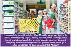 Unrealistic Stock Photos Of Parenting With Hilarious, More Relatable Captions!