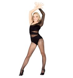iiniim Maillot de Danza Ballet Ni/ña Mono Deportivo Gimnasia Infantil Leotardo Cl/ásico Bodies El/ástico Ni/ña Mangas Largas Ropa Deporte Nude Yoga Fitness Una Pieza