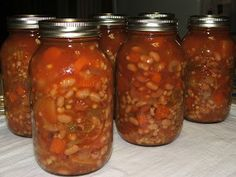 Canning Granny: Canning Vegetable Soup