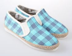 Toms Classic Men Shoes Blue
