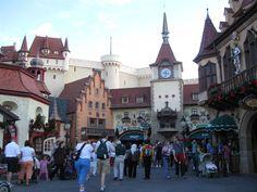 Germany - Epcot - Walt Disney World - by Jamie Benny 2008