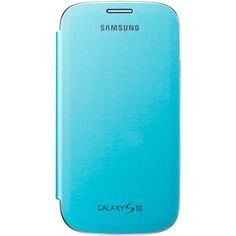 Funda Original Flip Cover Case Samsung Galaxy S3 - Turquesa. 22.99€