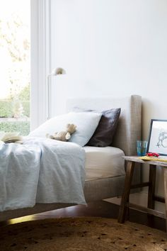 BedNest and Cultiver team up on kids bedheads and linen, love it