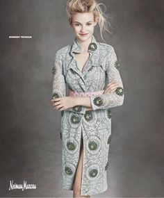 Neiman Marcus Spring 2014 Ad Campaign, Ginta Lapina