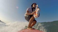 GoPro: Surf Saxophone