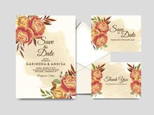 Sell stock photos, videos, vectors online | Adobe Stock Contributor Wedding Invitation Card Template, Beautiful Wedding Invitations, Save The Date Invitations, Watercolor Wedding Invitations, Elegant Wedding Invitations, Wedding Invitation Templates, Wedding Frames, Wedding Cards, Pastel Wedding Stationery