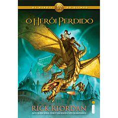 Livro - O Herói Perdido - Coleção Os Heróis do Olimpo - Livro 1