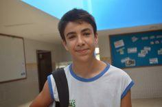 Blog do Inayá: Lucas Ummen, aluno do Inayá, passa em primeiro lugar na Seleção do Jovem Aprendiz do SENAI.