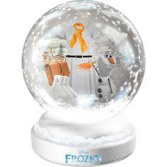 """Frozen"" Snow Globes | Frozen Olaf Snow Globe"