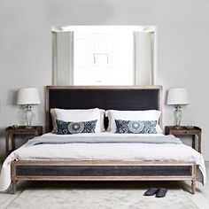 This Grey Velvet version of our super King size Boston bed is simply stunning. Bedding Master Bedroom, Grey Bedding, King Size Bed Headboard, Tall Headboard, King Bedroom, Boho Bedding, Master Bedrooms, Master Suite, Grey Velvet Bed