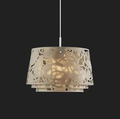 Collage 450 Pendant light, 75W, Smoke Screen, Louis Poulsen