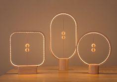 Heng Balance Lamp - Zanwen Li