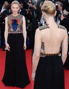 Cate Blanchett, jugado pero bien llevado