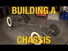Building a Simple Hot Rod Chassis From Scratch | Eastwood Blog