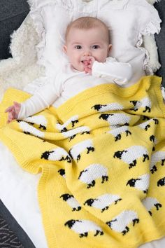 Free Charts-This Is A Job For Sally And - Diy Crafts - maallure Knitted Baby Clothes, Knitted Baby Blankets, Diy Crafts Knitting, Knitting Projects, Funny Sheep, Double Knitting Patterns, Chunky Crochet, Baby Afghans, Baby Car Seats