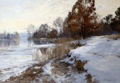 Medium dark light - Edward Harrison Compton (1881-1960)