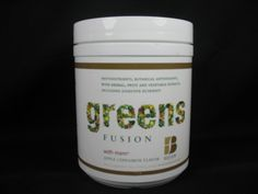 Another favorite - Greens Fusion