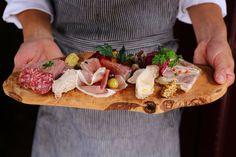 シャルキュトリ お肉の前菜盛り合わせ   osteria Bastille to You | catering service