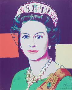 Andy Warhol, 'Queen Elizabeth II of the United Kingdom (FS II.335),' 1985, Revolver Gallery