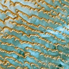 Saudi Arabia, Rub' Al-Khali 20º42 N - 54º E Meaning the 'empty quarter', this is one of the world's largest sand deserts. The dunes here are...
