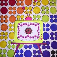 Feito Criança by Fernanda Moraes - Colour with Claire Colouring Book Review