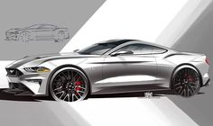 "2,435 Me gusta, 5 comentarios - Car Design Daily (@cardesigndaily) en Instagram: ""By Christopher Stevens For inquiries follow @michaeltachejian"""