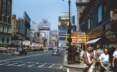 Times Square (1955)