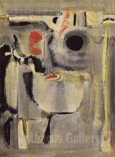 Mark Rothko No 25 1947