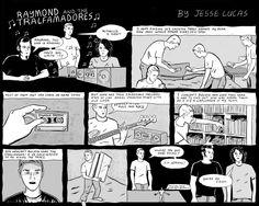 Raymond #6  (Hi-Res Download)