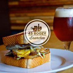 Where to Boozy Brunch in Atlanta: A hood-by-hood guide Atlanta Brunch, Atlanta Eats, Atlanta Food, Atlanta Restaurants, Atlanta Georgia, Visit Atlanta, Yummy Drinks, Yummy Food, Atlanta Travel