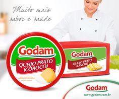 Conheça mais de nossos produtos. www.godam.com.br #godam #sabor #saude #bemestar
