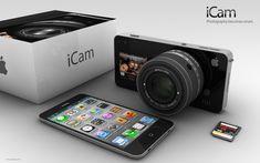 Stunning concept iCam realized Antonio de Rosa