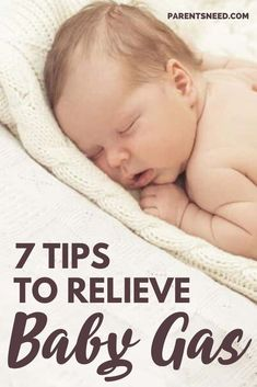 Signs your baby has gas and the best way to treat baby gas and colic. Signs Of Colic Baby, Newborn Babies, Good Parenting, Parenting Hacks, Oils For Newborns, Baby Necessities, Baby Essentials, Breastfeeding Help